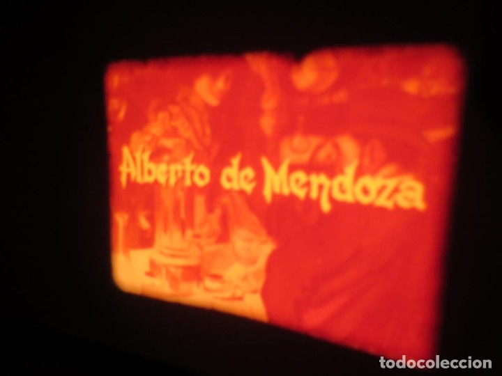 Cine: LA REINA DEL CHANTECLER-LARGOMETRAJE PELÍCULA- SUPER 8 MM- 5 x 180 MTS. RETRO-VINTAGE FILM - Foto 93 - 180168615