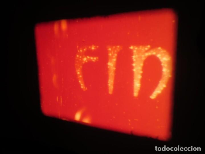 Cine: LA REINA DEL CHANTECLER-LARGOMETRAJE PELÍCULA- SUPER 8 MM- 5 x 180 MTS. RETRO-VINTAGE FILM - Foto 94 - 180168615