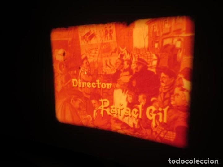 Cine: LA REINA DEL CHANTECLER-LARGOMETRAJE PELÍCULA- SUPER 8 MM- 5 x 180 MTS. RETRO-VINTAGE FILM - Foto 95 - 180168615
