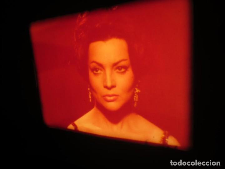 Cine: LA REINA DEL CHANTECLER-LARGOMETRAJE PELÍCULA- SUPER 8 MM- 5 x 180 MTS. RETRO-VINTAGE FILM - Foto 97 - 180168615