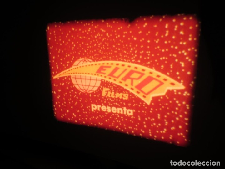 Cine: LA REINA DEL CHANTECLER-LARGOMETRAJE PELÍCULA- SUPER 8 MM- 5 x 180 MTS. RETRO-VINTAGE FILM - Foto 99 - 180168615