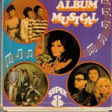 Cine: ALBUM MUSICAL - PELICULA SUPER 8 . Lote 180412362