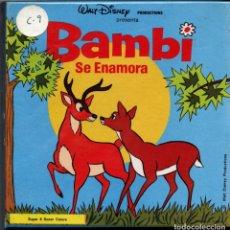 Cine: SUPER 8 ++ BAMBI SE ENAMORA ++ 60METROS. PRECINTADA. Lote 181854050