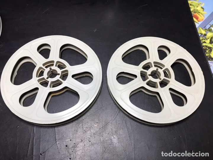 Cine: LOTE BOBINA SUPER 8 MM - Foto 1 - 207656160
