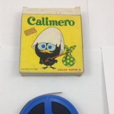 Cine: FILM CALIMERO SUPER 8. Lote 183330502