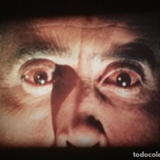 Cine: SUPER 8 ++ DRÁCULA PRINCE OF DARKNESS ++ BOBINA Nº4 DEL LARGOMETRAJE. 120 METROS. Lote 183740517