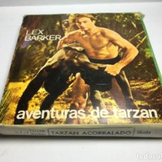 Cine: PELICULA SUPER 8 MM TARZAN ACORRALADO - LEX BARKER. Lote 185322123