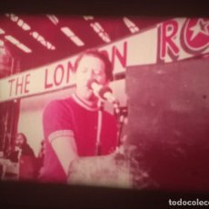 Cine: SUPER 8 ++ JERRY LEE LEWIS + BO DUDDKEY +DC+ 180METROS . LONDON ROCK 1972. Lote 185938231