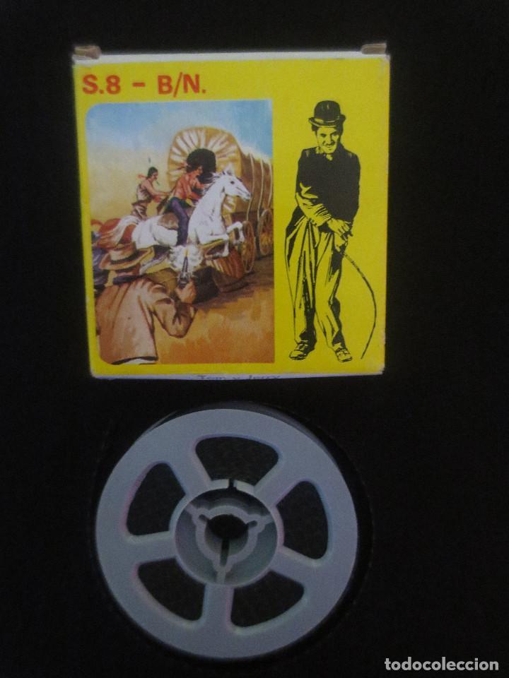 PELICULA BIANCHI SUPER 8 DE TOM Y JERRY EN B/N TITULADA JERRY Y JUMBO (Cine - Películas - Super 8 mm)