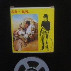 Cine: PELICULA BIANCHI SUPER 8 DE TOM Y JERRY EN B/N TITULADA JERRY Y JUMBO. Lote 187315207