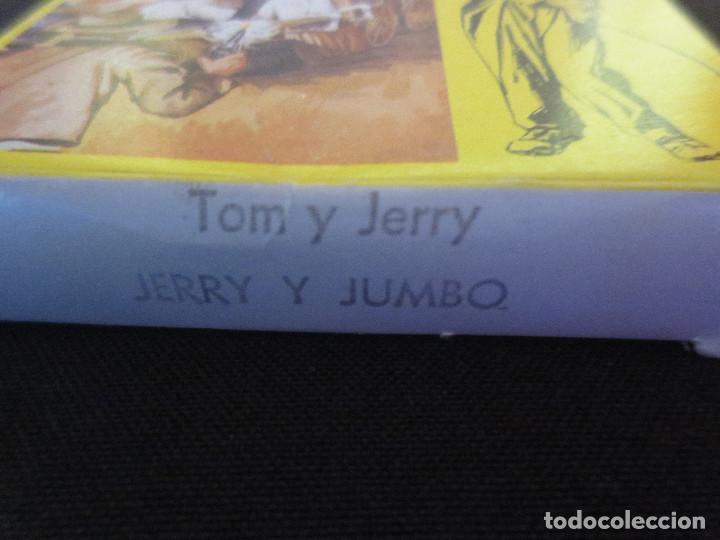 Cine: PELICULA BIANCHI SUPER 8 DE TOM Y JERRY EN B/N TITULADA JERRY Y JUMBO - Foto 4 - 187315207