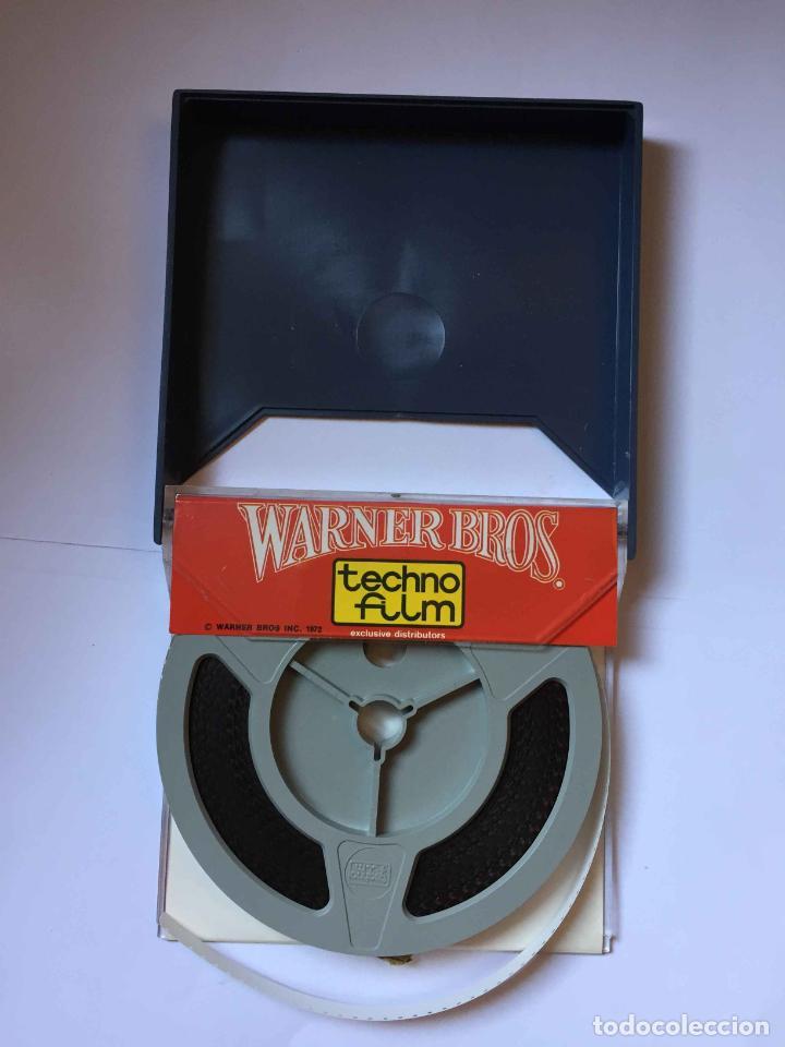 Cine: SÚPER 8 mm.: PORKY PIG (1972, Warner Bros) Duffy detective ¡ORIGINAL! - Foto 4 - 189560136