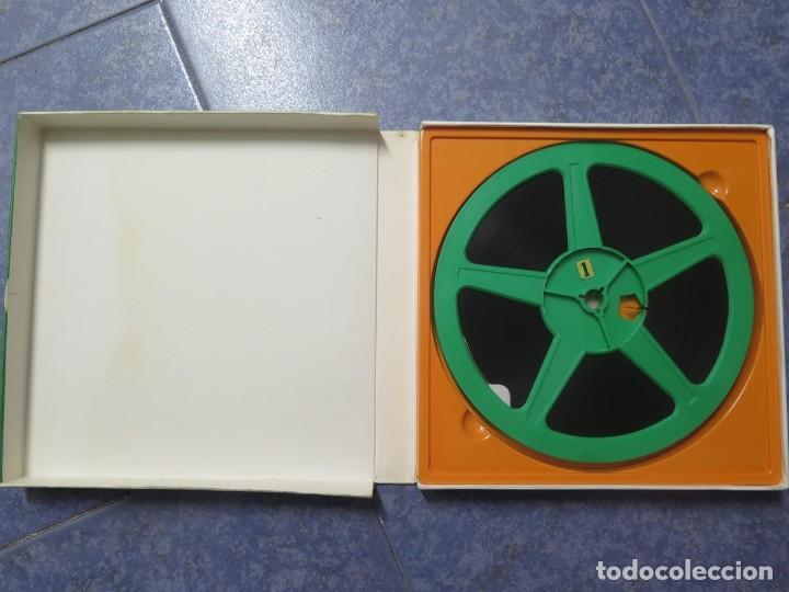 Cine: SANDOKÁN SERIE TV -SUPER 8 MM- 6 x 180 MTS-RETRO-VINTAGE FILM-EXCELLENT-COLOR IMPECABLE - Foto 3 - 189679777