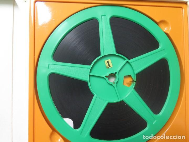 Cine: SANDOKÁN SERIE TV -SUPER 8 MM- 6 x 180 MTS-RETRO-VINTAGE FILM-EXCELLENT-COLOR IMPECABLE - Foto 4 - 189679777