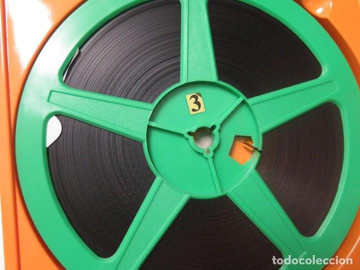 Cine: SANDOKÁN SERIE TV -SUPER 8 MM- 6 x 180 MTS-RETRO-VINTAGE FILM-EXCELLENT-COLOR IMPECABLE - Foto 13 - 189679777