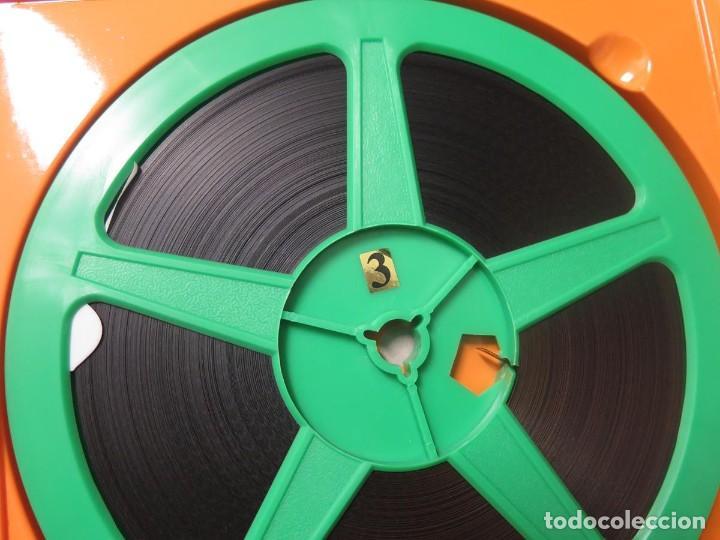 Cine: SANDOKÁN SERIE TV -SUPER 8 MM- 6 x 180 MTS-RETRO-VINTAGE FILM-EXCELLENT-COLOR IMPECABLE - Foto 14 - 189679777