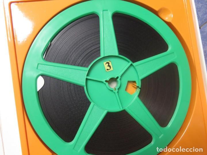 Cine: SANDOKÁN SERIE TV -SUPER 8 MM- 6 x 180 MTS-RETRO-VINTAGE FILM-EXCELLENT-COLOR IMPECABLE - Foto 15 - 189679777