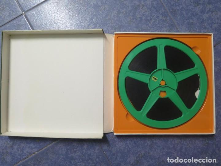 Cine: SANDOKÁN SERIE TV -SUPER 8 MM- 6 x 180 MTS-RETRO-VINTAGE FILM-EXCELLENT-COLOR IMPECABLE - Foto 18 - 189679777