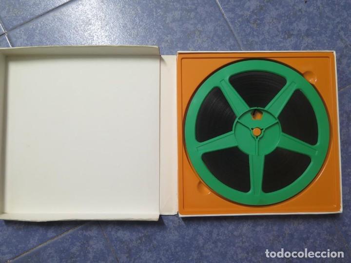 Cine: SANDOKÁN SERIE TV -SUPER 8 MM- 6 x 180 MTS-RETRO-VINTAGE FILM-EXCELLENT-COLOR IMPECABLE - Foto 27 - 189679777