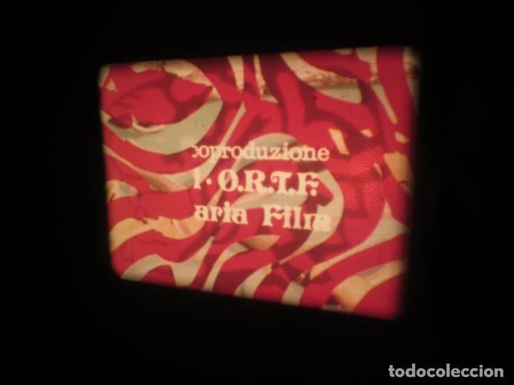 Cine: SANDOKÁN SERIE TV -SUPER 8 MM- 6 x 180 MTS-RETRO-VINTAGE FILM-EXCELLENT-COLOR IMPECABLE - Foto 37 - 189679777