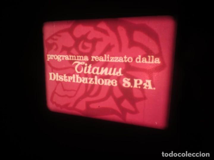 Cine: SANDOKÁN SERIE TV -SUPER 8 MM- 6 x 180 MTS-RETRO-VINTAGE FILM-EXCELLENT-COLOR IMPECABLE - Foto 40 - 189679777