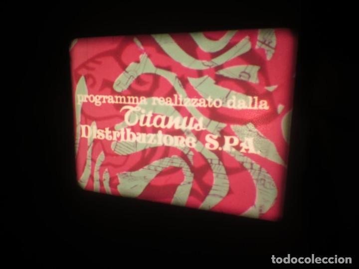 Cine: SANDOKÁN SERIE TV -SUPER 8 MM- 6 x 180 MTS-RETRO-VINTAGE FILM-EXCELLENT-COLOR IMPECABLE - Foto 41 - 189679777