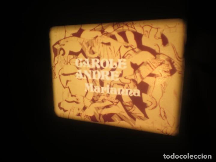 Cine: SANDOKÁN SERIE TV -SUPER 8 MM- 6 x 180 MTS-RETRO-VINTAGE FILM-EXCELLENT-COLOR IMPECABLE - Foto 49 - 189679777