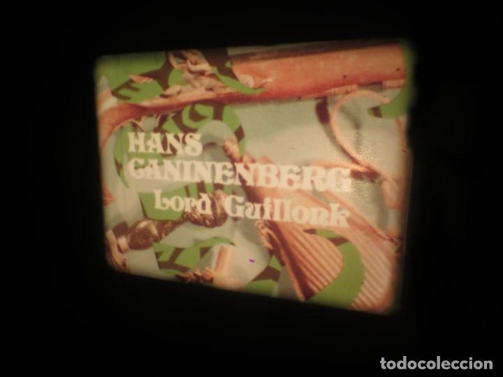Cine: SANDOKÁN SERIE TV -SUPER 8 MM- 6 x 180 MTS-RETRO-VINTAGE FILM-EXCELLENT-COLOR IMPECABLE - Foto 53 - 189679777