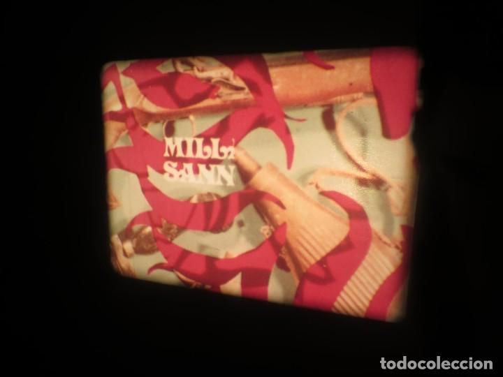 Cine: SANDOKÁN SERIE TV -SUPER 8 MM- 6 x 180 MTS-RETRO-VINTAGE FILM-EXCELLENT-COLOR IMPECABLE - Foto 54 - 189679777
