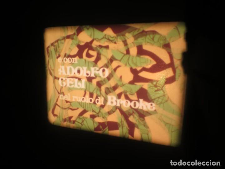 Cine: SANDOKÁN SERIE TV -SUPER 8 MM- 6 x 180 MTS-RETRO-VINTAGE FILM-EXCELLENT-COLOR IMPECABLE - Foto 57 - 189679777