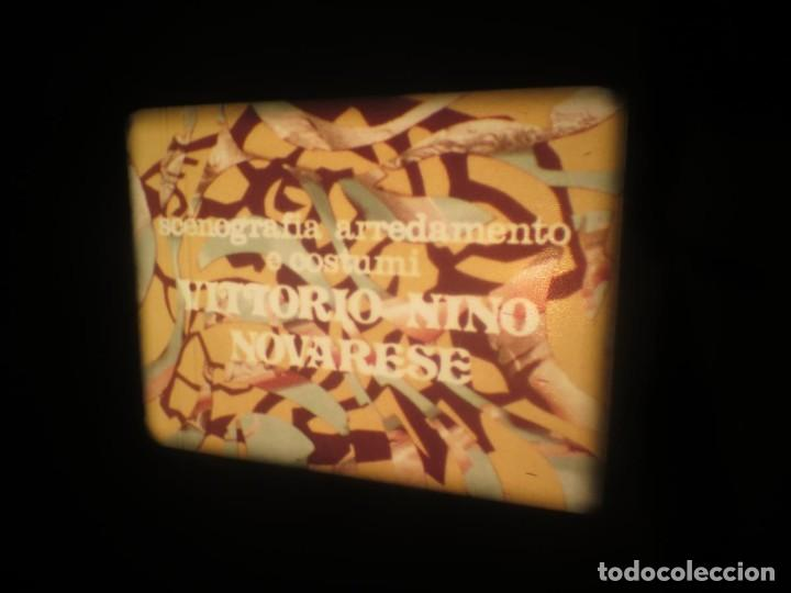 Cine: SANDOKÁN SERIE TV -SUPER 8 MM- 6 x 180 MTS-RETRO-VINTAGE FILM-EXCELLENT-COLOR IMPECABLE - Foto 58 - 189679777