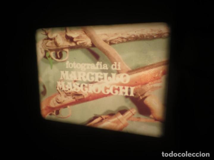 Cine: SANDOKÁN SERIE TV -SUPER 8 MM- 6 x 180 MTS-RETRO-VINTAGE FILM-EXCELLENT-COLOR IMPECABLE - Foto 59 - 189679777