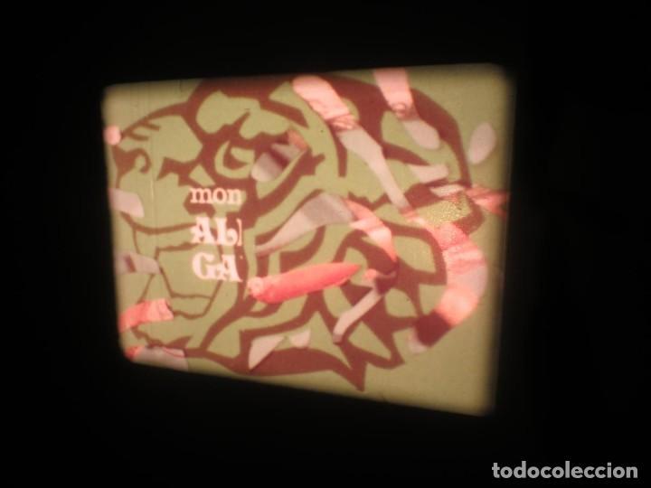 Cine: SANDOKÁN SERIE TV -SUPER 8 MM- 6 x 180 MTS-RETRO-VINTAGE FILM-EXCELLENT-COLOR IMPECABLE - Foto 60 - 189679777