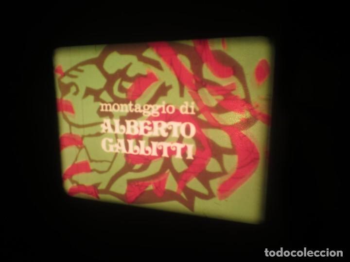 Cine: SANDOKÁN SERIE TV -SUPER 8 MM- 6 x 180 MTS-RETRO-VINTAGE FILM-EXCELLENT-COLOR IMPECABLE - Foto 61 - 189679777