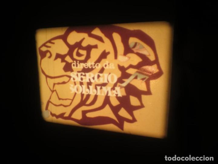Cine: SANDOKÁN SERIE TV -SUPER 8 MM- 6 x 180 MTS-RETRO-VINTAGE FILM-EXCELLENT-COLOR IMPECABLE - Foto 65 - 189679777