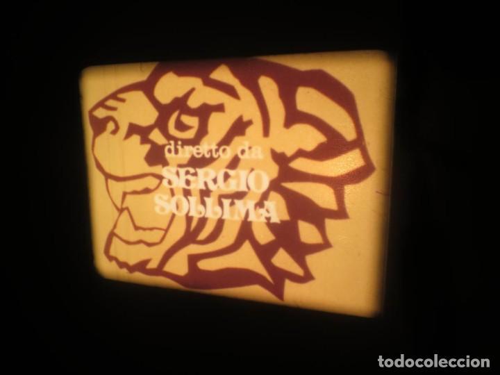 Cine: SANDOKÁN SERIE TV -SUPER 8 MM- 6 x 180 MTS-RETRO-VINTAGE FILM-EXCELLENT-COLOR IMPECABLE - Foto 66 - 189679777