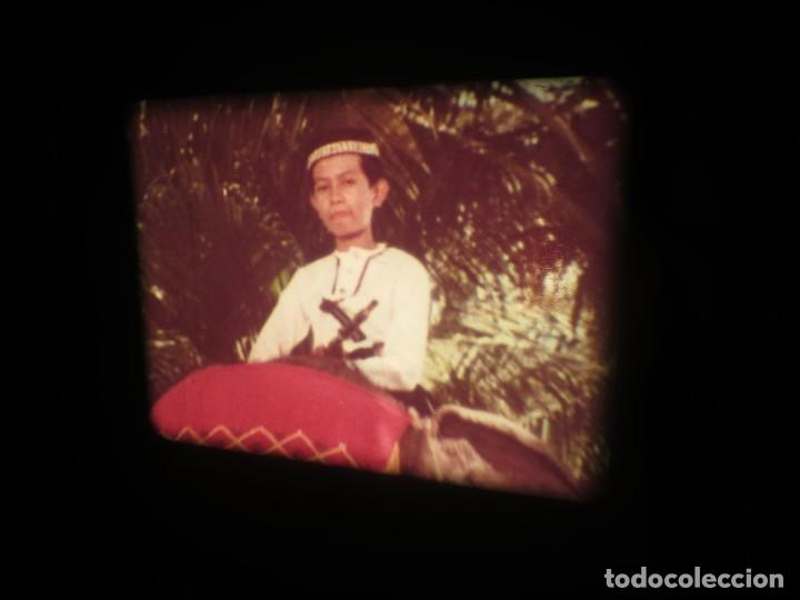 Cine: SANDOKÁN SERIE TV -SUPER 8 MM- 6 x 180 MTS-RETRO-VINTAGE FILM-EXCELLENT-COLOR IMPECABLE - Foto 68 - 189679777