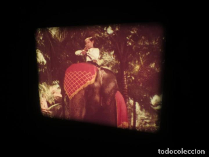 Cine: SANDOKÁN SERIE TV -SUPER 8 MM- 6 x 180 MTS-RETRO-VINTAGE FILM-EXCELLENT-COLOR IMPECABLE - Foto 69 - 189679777