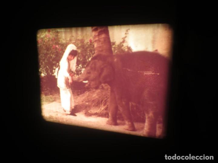 Cine: SANDOKÁN SERIE TV -SUPER 8 MM- 6 x 180 MTS-RETRO-VINTAGE FILM-EXCELLENT-COLOR IMPECABLE - Foto 70 - 189679777