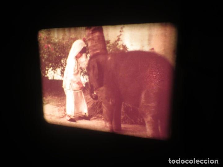 Cine: SANDOKÁN SERIE TV -SUPER 8 MM- 6 x 180 MTS-RETRO-VINTAGE FILM-EXCELLENT-COLOR IMPECABLE - Foto 71 - 189679777