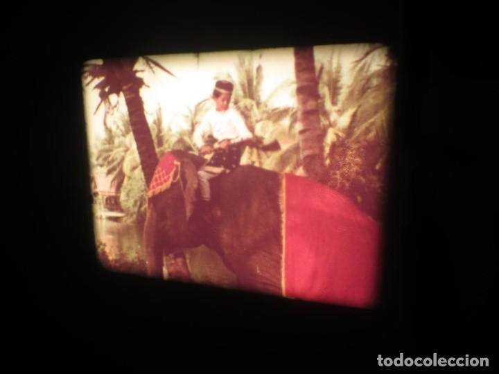Cine: SANDOKÁN SERIE TV -SUPER 8 MM- 6 x 180 MTS-RETRO-VINTAGE FILM-EXCELLENT-COLOR IMPECABLE - Foto 72 - 189679777
