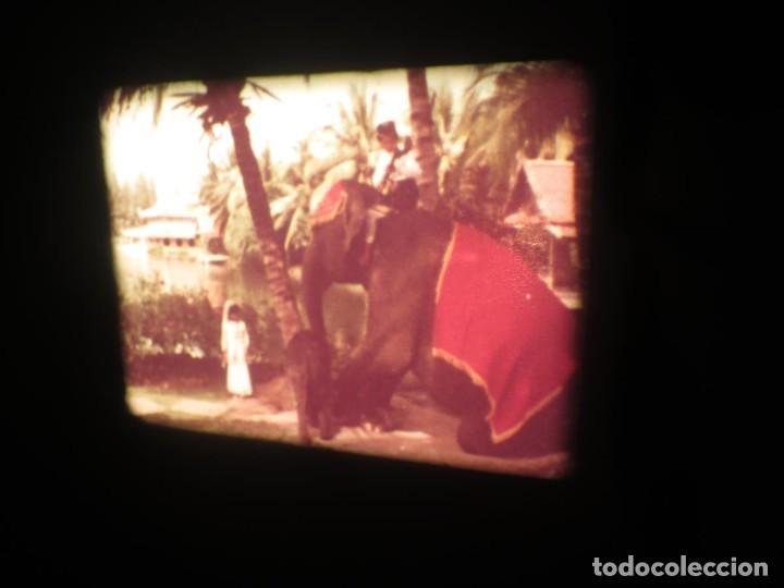 Cine: SANDOKÁN SERIE TV -SUPER 8 MM- 6 x 180 MTS-RETRO-VINTAGE FILM-EXCELLENT-COLOR IMPECABLE - Foto 73 - 189679777