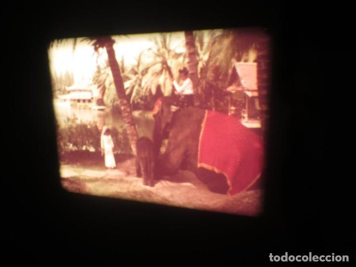 Cine: SANDOKÁN SERIE TV -SUPER 8 MM- 6 x 180 MTS-RETRO-VINTAGE FILM-EXCELLENT-COLOR IMPECABLE - Foto 74 - 189679777