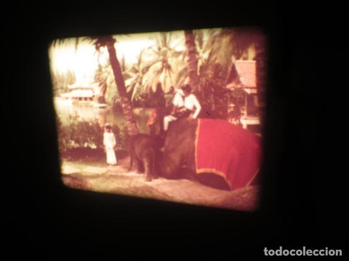Cine: SANDOKÁN SERIE TV -SUPER 8 MM- 6 x 180 MTS-RETRO-VINTAGE FILM-EXCELLENT-COLOR IMPECABLE - Foto 75 - 189679777