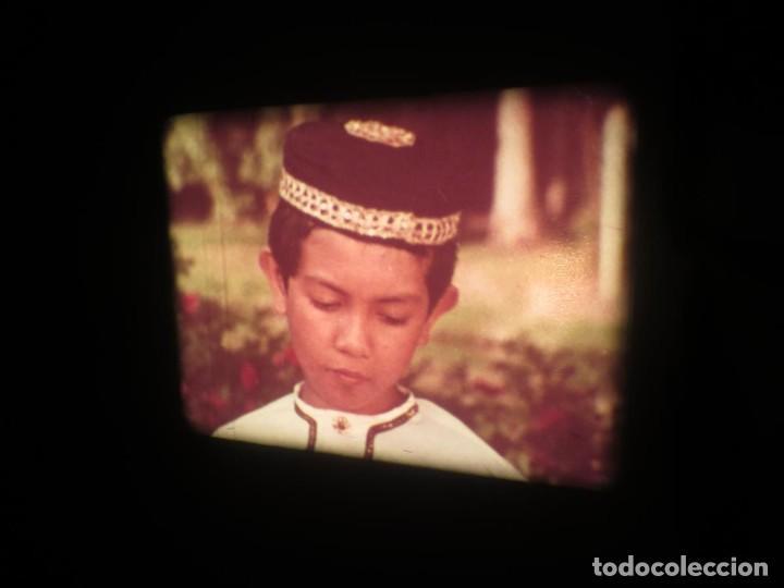 Cine: SANDOKÁN SERIE TV -SUPER 8 MM- 6 x 180 MTS-RETRO-VINTAGE FILM-EXCELLENT-COLOR IMPECABLE - Foto 76 - 189679777