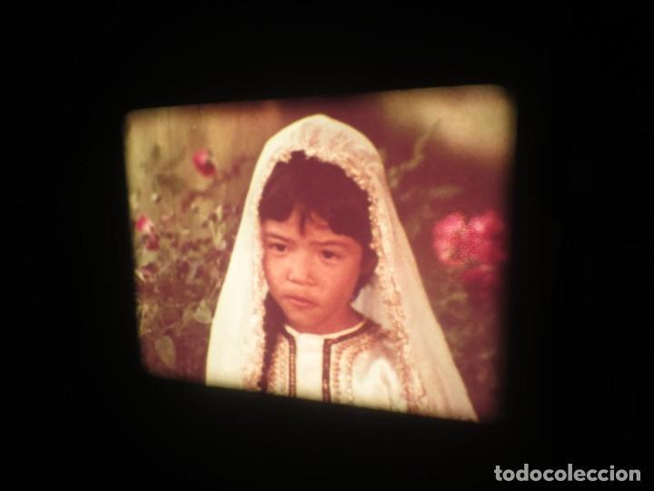 Cine: SANDOKÁN SERIE TV -SUPER 8 MM- 6 x 180 MTS-RETRO-VINTAGE FILM-EXCELLENT-COLOR IMPECABLE - Foto 77 - 189679777