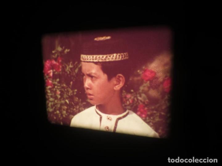 Cine: SANDOKÁN SERIE TV -SUPER 8 MM- 6 x 180 MTS-RETRO-VINTAGE FILM-EXCELLENT-COLOR IMPECABLE - Foto 79 - 189679777