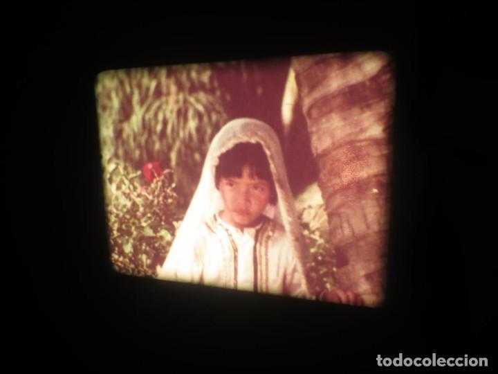 Cine: SANDOKÁN SERIE TV -SUPER 8 MM- 6 x 180 MTS-RETRO-VINTAGE FILM-EXCELLENT-COLOR IMPECABLE - Foto 80 - 189679777