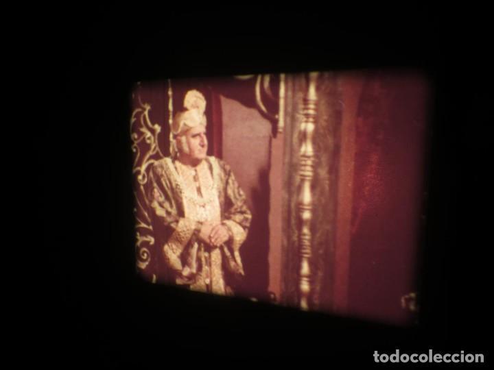 Cine: SANDOKÁN SERIE TV -SUPER 8 MM- 6 x 180 MTS-RETRO-VINTAGE FILM-EXCELLENT-COLOR IMPECABLE - Foto 81 - 189679777
