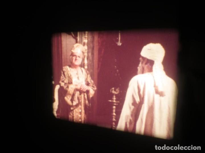 Cine: SANDOKÁN SERIE TV -SUPER 8 MM- 6 x 180 MTS-RETRO-VINTAGE FILM-EXCELLENT-COLOR IMPECABLE - Foto 82 - 189679777
